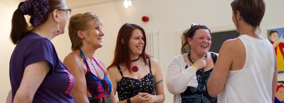 Community Singing Workshops